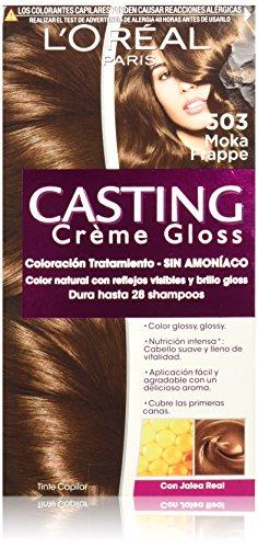 Casting Tinte Sin Amoniaco Carta De Colores